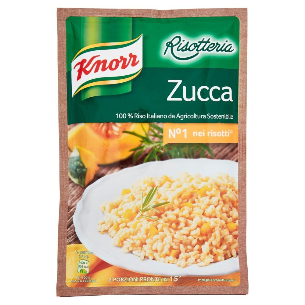 Knorr Risotteria Zucca