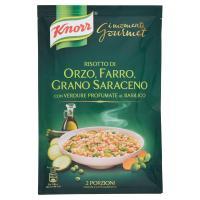Knorr i momenti Gourmet Risotto di orzo, farro, grano saraceno