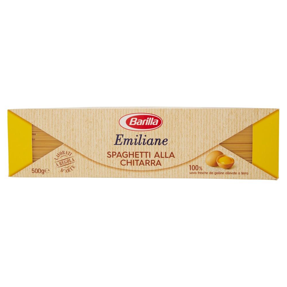 Barilla Emiliane Spaghetti chitarra n.137