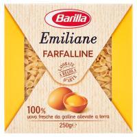 Barilla Emiliane Farfalline all'uovo n.114
