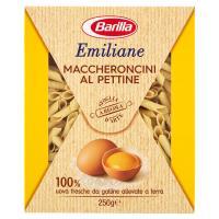 Barilla Emiliane Maccheroncini al Pettine all'uovo n.177