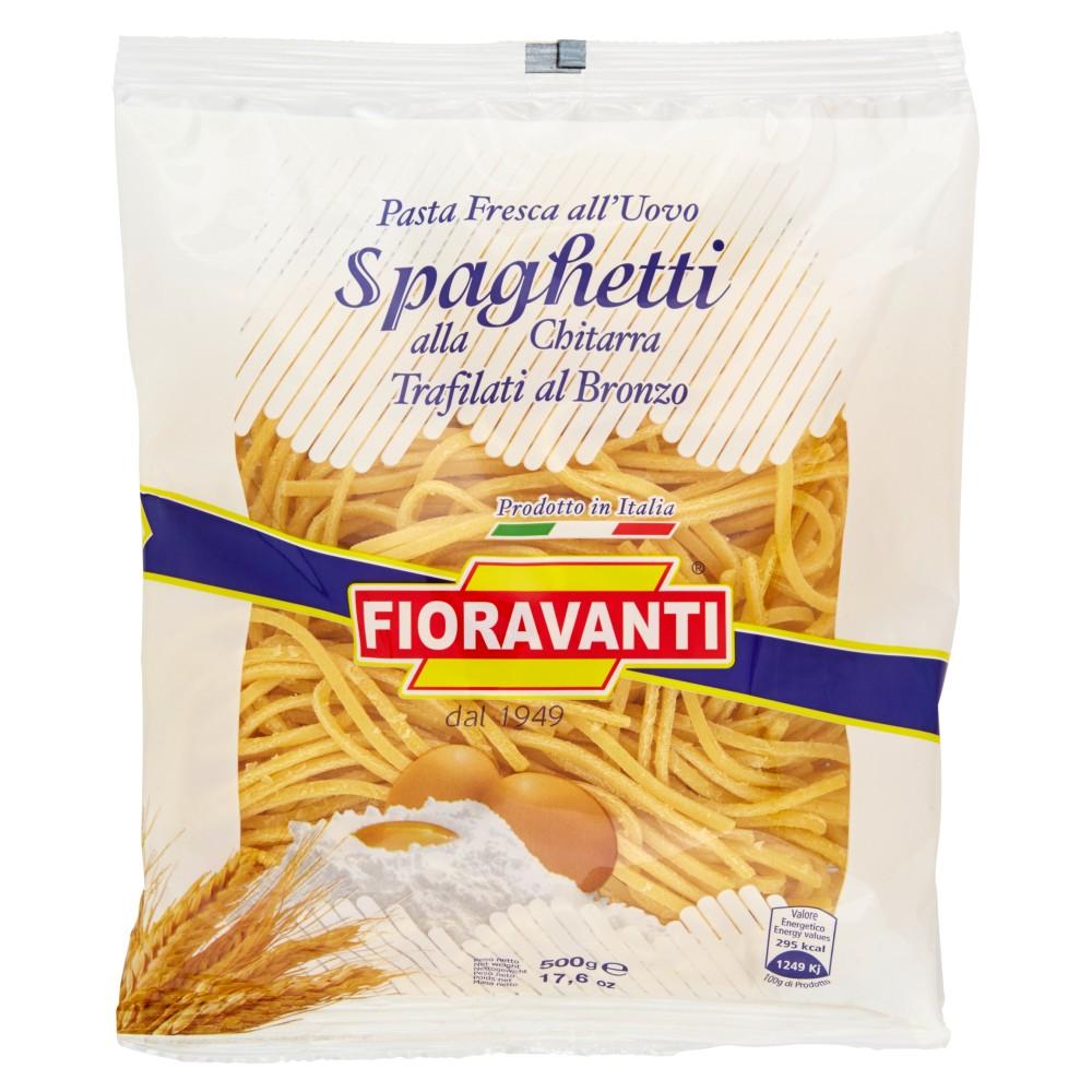 Fioravanti Spaghetti alla chitarra