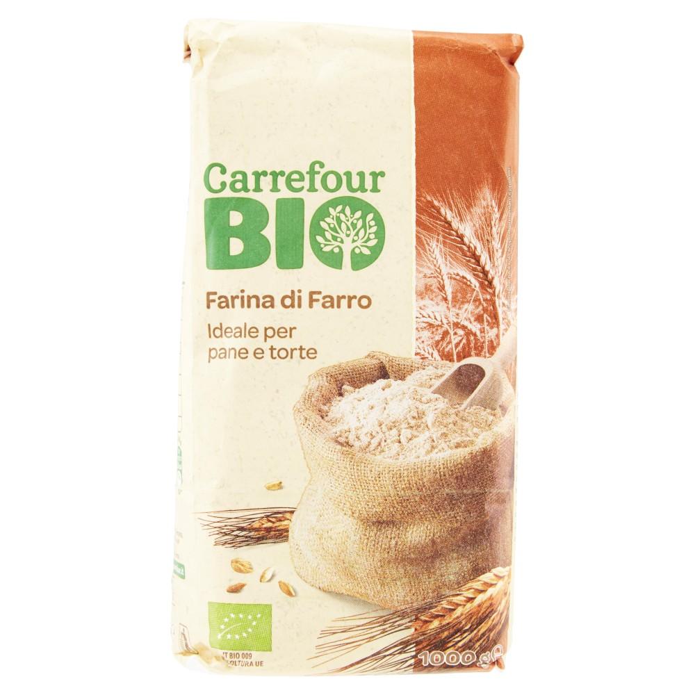 Carrefour Bio Farina di Farro