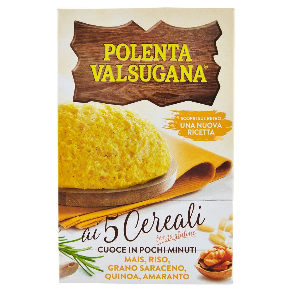 Polenta Valsugana ai 5 Cereali