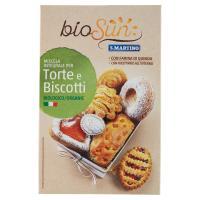 S.Martino Biosun Miscela Integrale per Torte e Biscotti Biologico