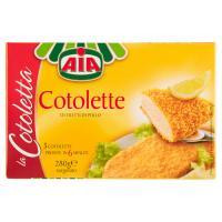 Aia la Cotoletta Cotolette di Filetti di Pollo 3 Cotolette