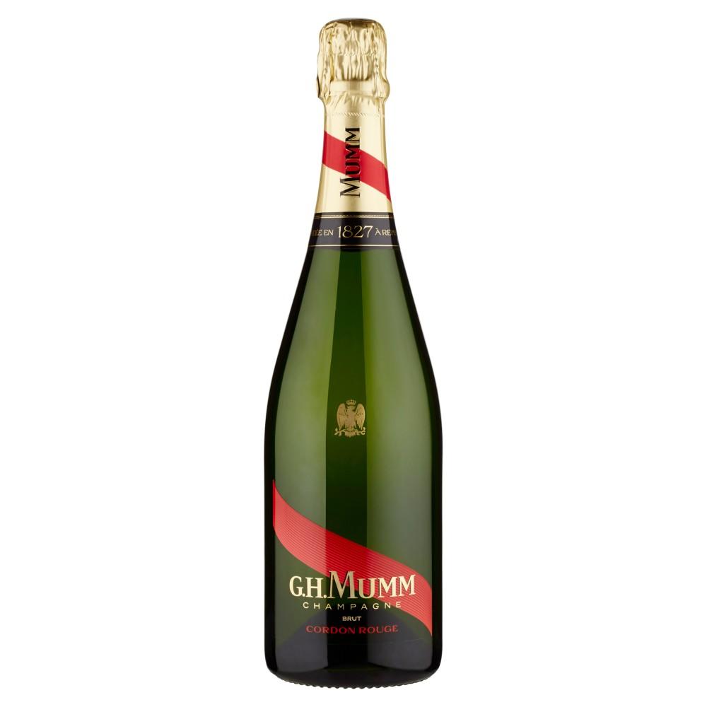 G.H.Mumm Cordon Rouge Champagne Brut