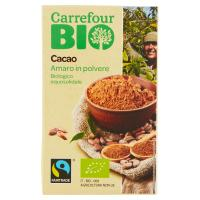 Carrefour Bio Cacao Amaro in polvere