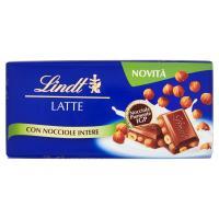 Lindt Latte con Nocciole Intere