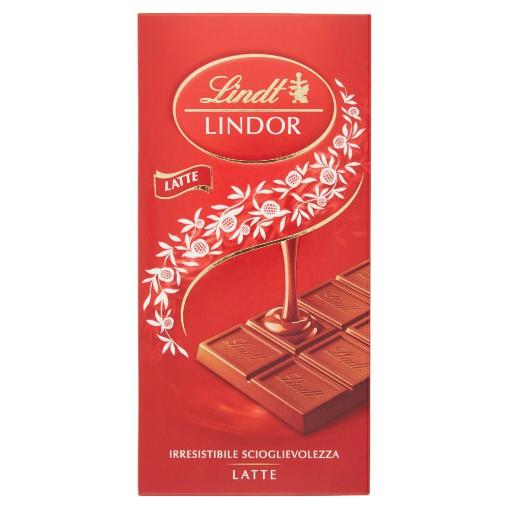 Lindt Lindor Latte