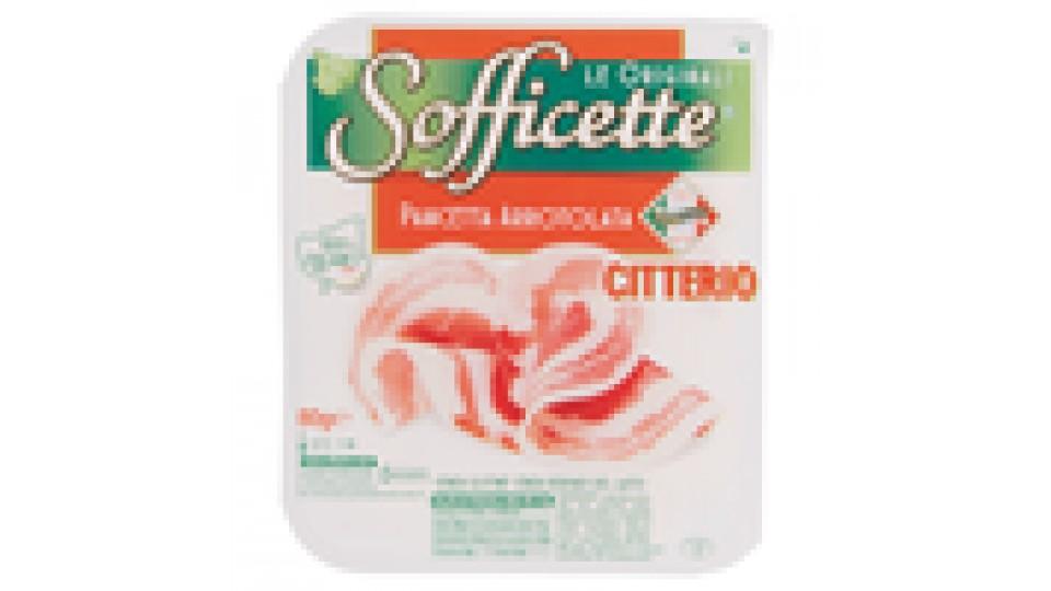 Sofficette Pancetta arrotolata
