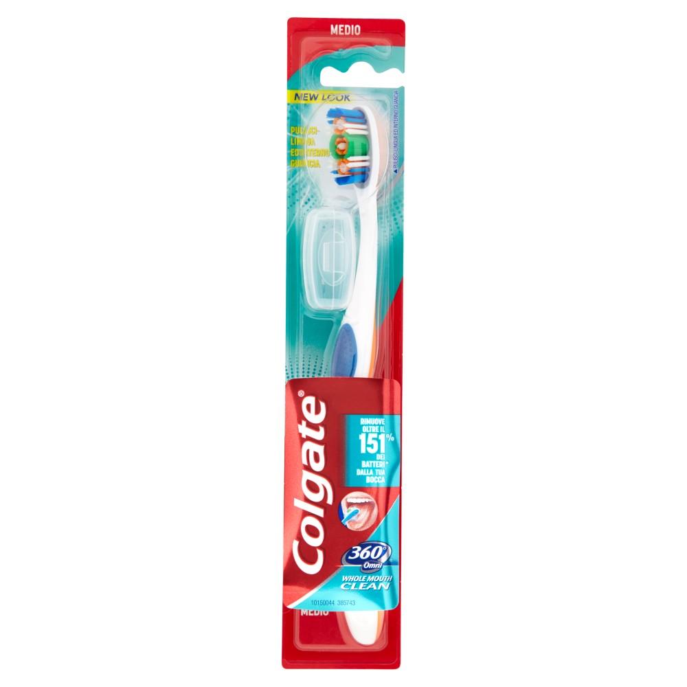 Colgate Omni Whole Mouth Clean Medio Spazzolino