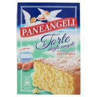 Paneangeli Torta degli angeli vaniglia