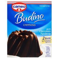 cameo Budino cremoso cioccolato fondente