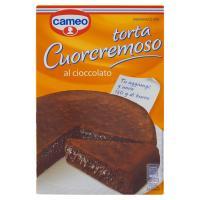 cameo Torta Cuorcremoso al cioccolato