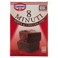cameo Torta al Cioccolato 8 Minuti