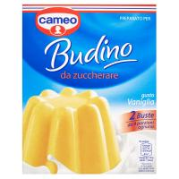 cameo Budino da zuccherare vaniglia