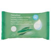 Carrefour Carta igienica umidificata
