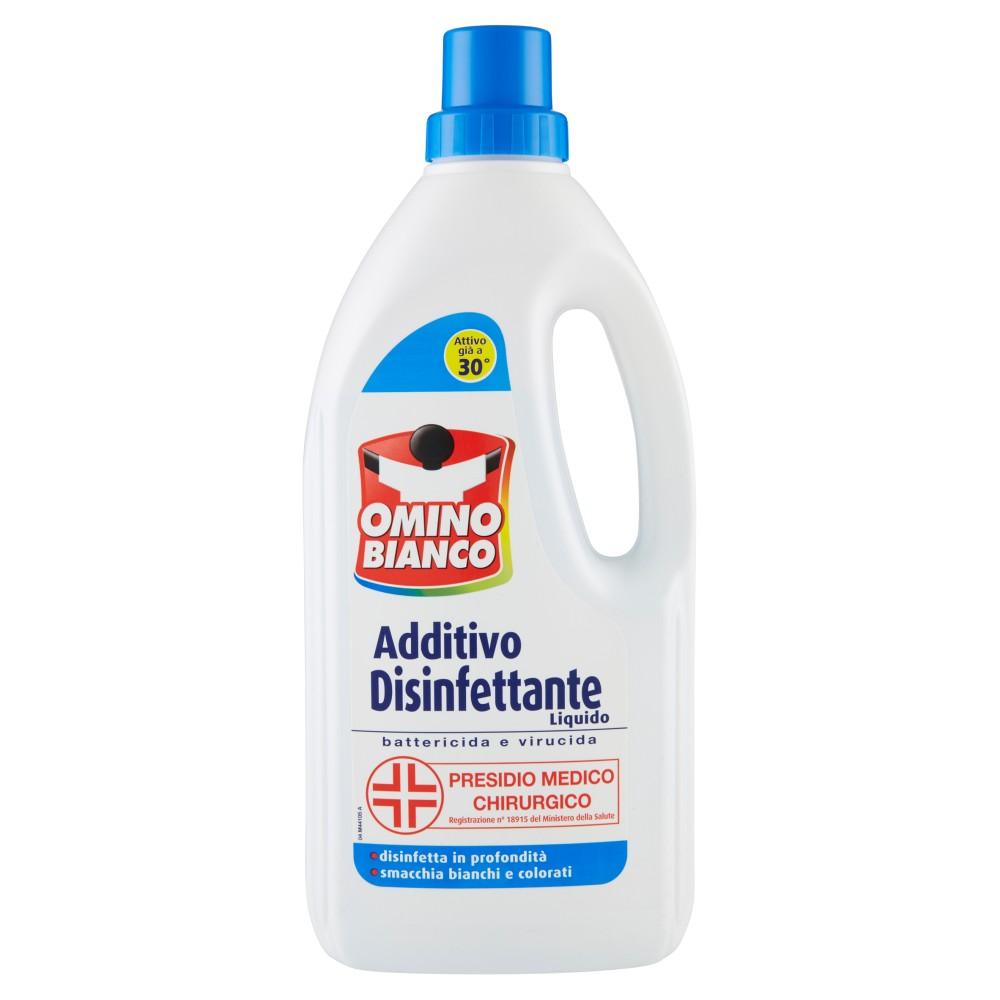 Omino Bianco Additivo Disinfettante Liquido