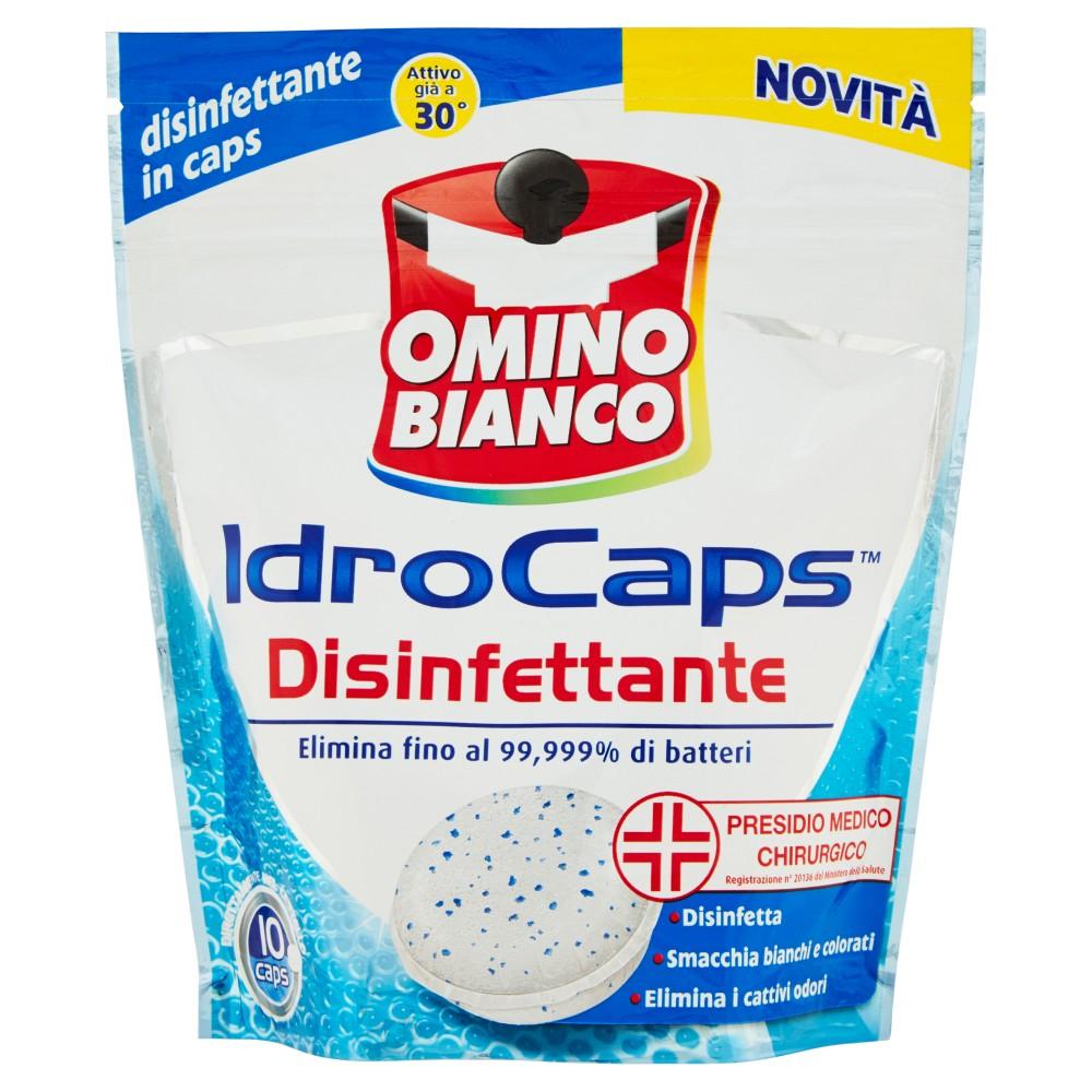 Omino Bianco IdroCaps Disinfettante 10 caps