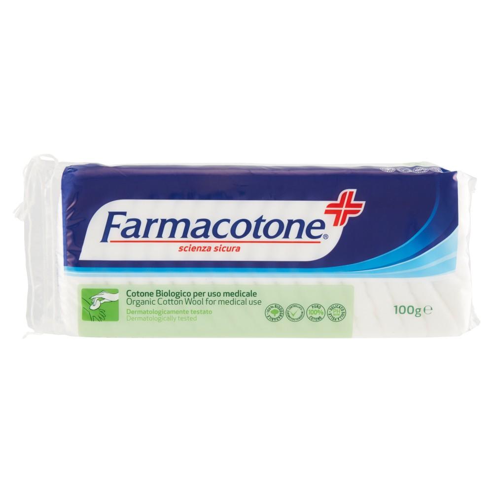 Farmacotone Cotone Biologico per uso medicale