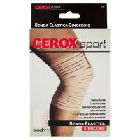 Cerox Sport Benda elasticha ginocchio