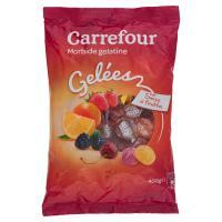 Carrefour Gelées Morbide gelatine