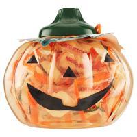 Zucca Portadolci con Marshmallow Halloween