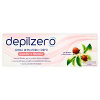 Depilzero Crema depilatoria corpo gambe e braccia