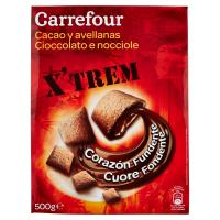 Carrefour X'Trem Cioccolato e nocciole