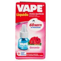 """VAPE Liquido Magic """"e"""" ricarica insetticida Geranio"""