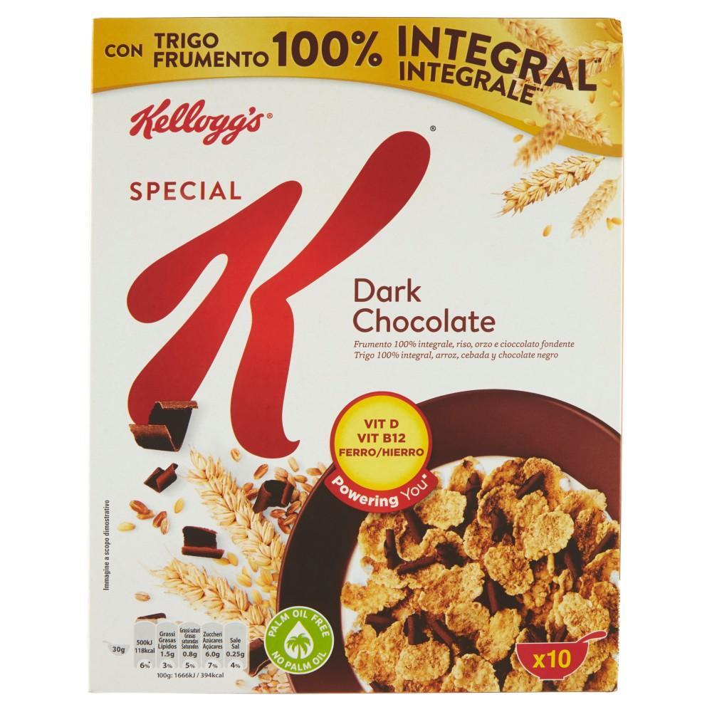 Kellogg's Special K Cioccolato Fondente