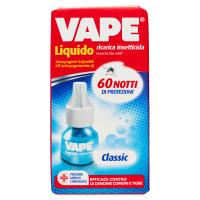"VAPE Liquido Magic ""e"" ricarica insetticida Classic"