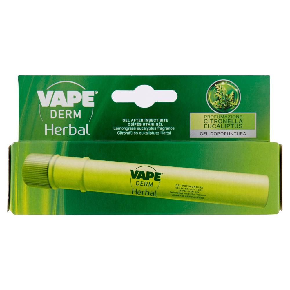 Vape Derm Herbal Gel dopopuntura