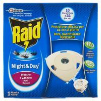 Raid Night & Day Mosche & Zanzare