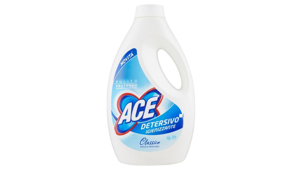 Ace Detersivo Liquido Classico