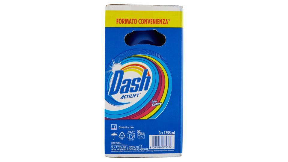 Dash Liquido Salva Colore