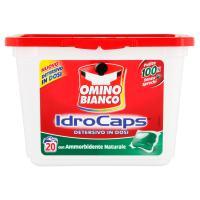 Omino Bianco Idrocaps Detersivo in dosi