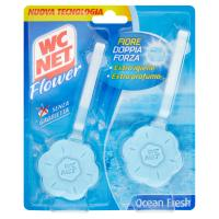 WC Net Flower ocean fresh