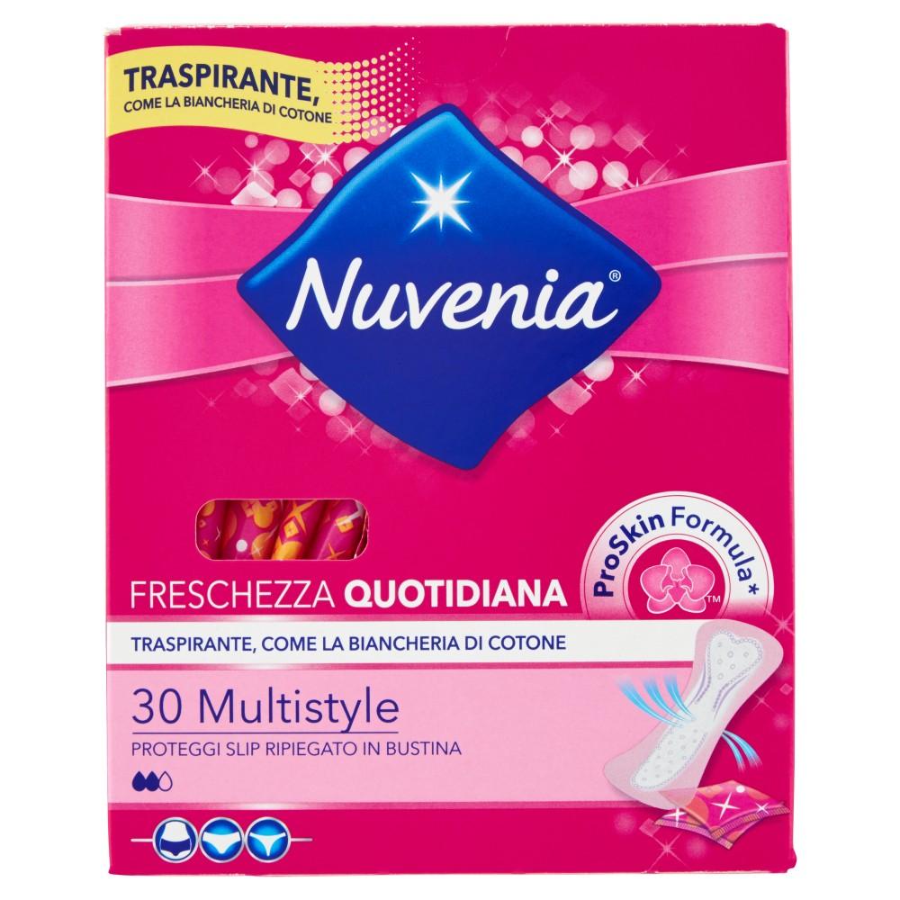 Nuvenia Proteggi Slip Ripiegato in Bustina Multistyle
