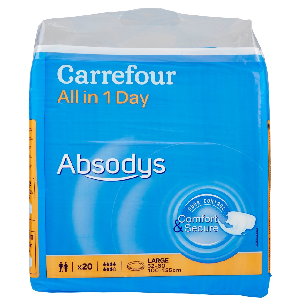 Carrefour 40 All in