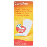 Carrefour 30 Proteggi slip & tanga