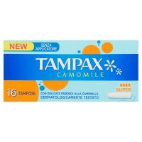 Tampax Camomile super