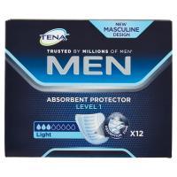 Tena Men Absorbent Protector Level 1 Light