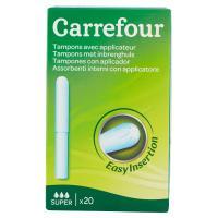 Carrefour Assorbenti interni con applicatore Super