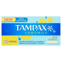 Tampax Camomile normal