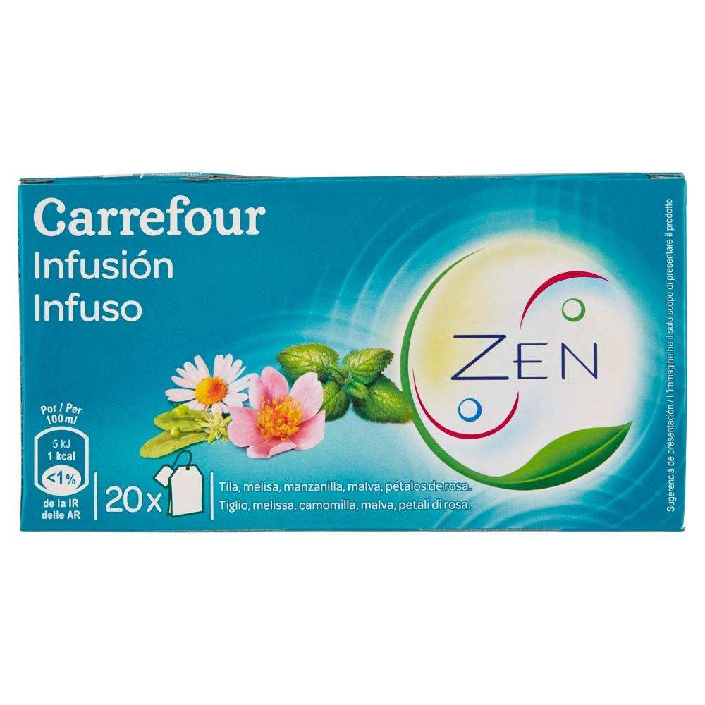 Carrefour Infuso zen 20 filtri