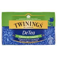 Twinings DeTea Green Deteinato