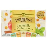 Twinings Camomille Collection 20 Bustine