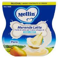Mellin Merenda Latte Pera